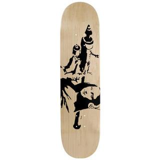 メディコムトイ(MEDICOM TOY)のSync Brandalism Mona Launcher Skateboard(スケートボード)