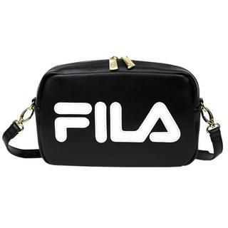 フィラ(FILA)の新品送料無料FILA(フィラ)クリスタル ショルダーバッグ ブラック(ショルダーバッグ)
