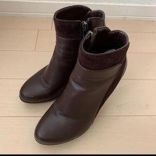 ローズバッド(ROSE BUD)のショートブーツ (ブーツ)