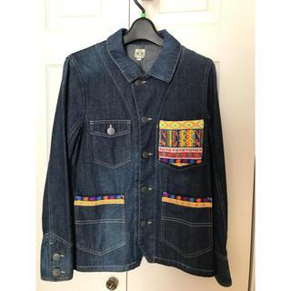 チチカカ(titicaca)のチチカカデニムジャケット(Gジャン/デニムジャケット)