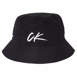 Calvin Klein - 【新品】Calvin Klein カルバンクライン バケットハット ブラック