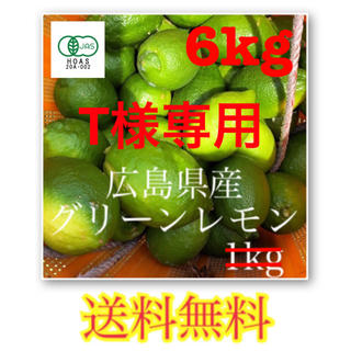 ★T様専用★  オーガニックレモン 6kg(フルーツ)