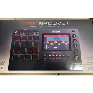 専用 即納 完全スタンドアローン機【新品】Akai MPC LIVE Ⅱ 2(その他)