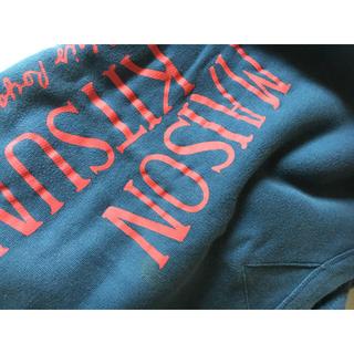 メゾンキツネ(MAISON KITSUNE')のMAISONKITUNE スウェットトレーナー(スウェット)