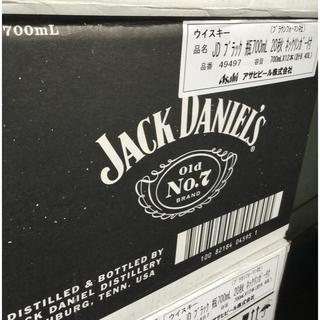 アサヒ - 【未開封】ジャックダニエルウイスキー1ケース(12本入り)