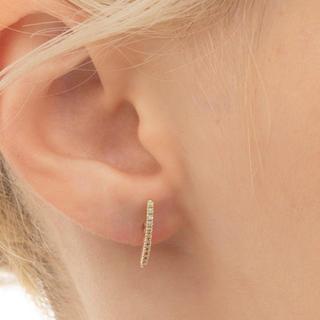 エストネーション(ESTNATION)のmm 様専用‼︎ Hirotaka Diamond Short  Earring(ピアス)