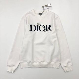 ディオール(Dior)のDIOR AND JUDY BLAME スウェット 秋冬新作(トレーナー/スウェット)