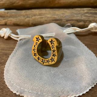 テンダーロイン(TENDERLOIN)の真鍮リング(リング(指輪))