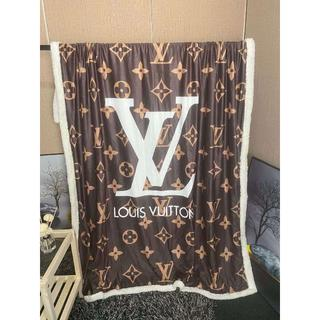 ルイヴィトン(LOUIS VUITTON)の LOUIS VUITTON 美品毛布(ホットカーペット)