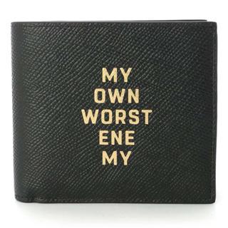 セリーヌ(celine)のCELINE デイヴィッド クレイマー 折りたたみ財布(折り財布)