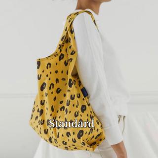 DEUXIEME CLASSE - 新品 ☆BAGGU Standard  bag レオパード アニマル 黄色