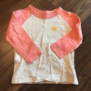ミナペルホネン(mina perhonen)のミナペルホネン*ラグランTシャツ(Tシャツ/カットソー)