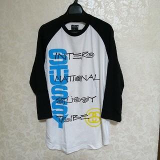 ステューシー(STUSSY)の【値引き】STUSSY ロンT ラグラン  Lサイズ(Tシャツ/カットソー(七分/長袖))