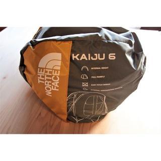 ザノースフェイス(THE NORTH FACE)のKaiju6 / カイジュー6 2ルームテント 新品未使用(※訳アリ)(テント/タープ)