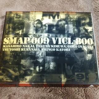 スマップ(SMAP)のSMAP009(ポップス/ロック(邦楽))