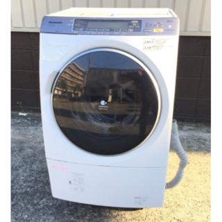 Panasonic - NA-VX7200R 洗濯容量9kg 乾燥容量6kg 2013年製