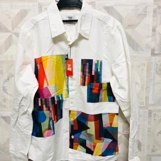 グラニフ(Design Tshirts Store graniph)のgraniph グラニフ メンズ レディース  長袖シャツ Sサイズ(シャツ)