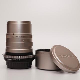 キョウセラ(京セラ)のCONTAX (コンタックス) Sonnar T*90mm F2.8(G)(レンズ(単焦点))