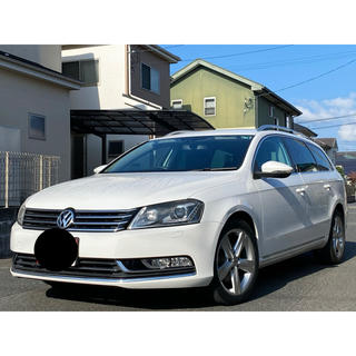 Volkswagen - 福岡 個人 フォルクスワーゲン パサート ヴァリアント ハイライン BMT