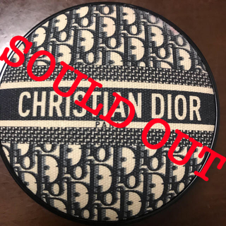 Christian Dior - ディオールスキンフォーエバークッションファンデ