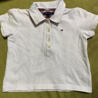 TOMMY HILFIGER - TOMMY HILFIGER 半袖 ポロシャツ 90サイズ