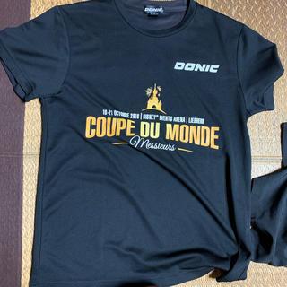 ドニック(DONIC)のディズニーTシャツ(卓球)