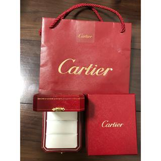 カルティエ(Cartier)のCartier カルティエ リングケース(小物入れ)