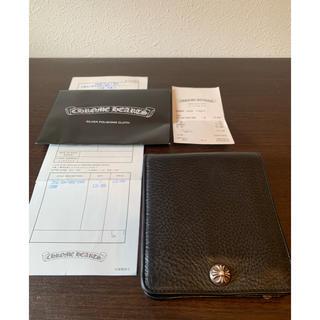 Chrome Hearts - クロムハーツ 財布 ワンスナップ ウォレット クロスボール 美品