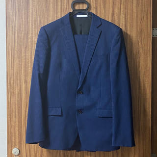 カルバンクライン(Calvin Klein)のカルバンクライン メンズスーツ ストライプジャケット セットアップ(セットアップ)