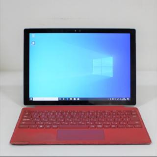 マイクロソフト(Microsoft)のマイクロソフト サーフェスPro4 i5 128GB (ノートPC)