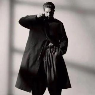 ヨウジヤマモト(Yohji Yamamoto)のYohji Yamamoto POUR HOMME ヨウジヤマモト コート(ステンカラーコート)