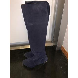 ミッシュマッシュ(MISCH MASCH)のロングブーツ(ブーツ)