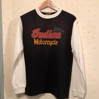 トウヨウエンタープライズ(東洋エンタープライズ)のINDIAN MOTORCYCLEロンT(Tシャツ(長袖/七分))