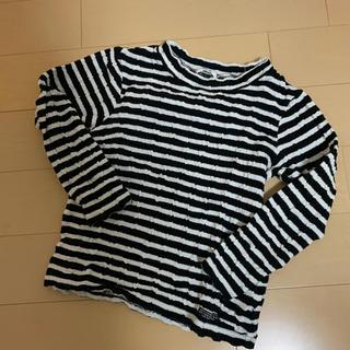 ブリーズ(BREEZE)のBREEZE ボーダーカットソー(Tシャツ/カットソー)