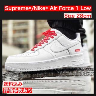 シュプリーム(Supreme)の【28】Supreme®/Nike® Air Force 1 Low(スニーカー)