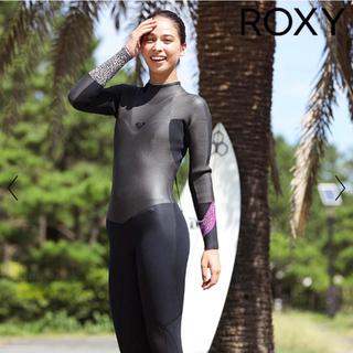 ロキシー(Roxy)のROXY ロキシー・ウェットスーツ・セミドライ ムラサキスポーツ限定(サーフィン)