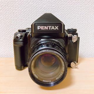 PENTAX - PENTAX67Ⅱ - pentax67 105mm F2.4 セット