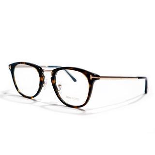 トムフォード(TOM FORD)のトムフォード★ TF5466 052 49 ■べっ甲 眼鏡 メガネ 人気モデル(サングラス/メガネ)