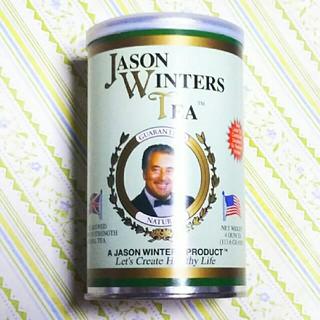 缶タイプ ジェイソンウィンターズティー 113.6g(健康茶)