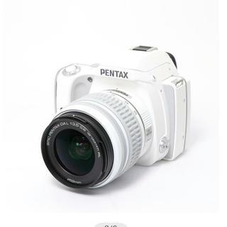 PENTAX - PENTAX  ks1 白 一眼カメラ