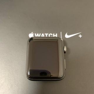 アップルウォッチ(Apple Watch)のApple Watch series3 Nike GPS+セルラーモデル(その他)