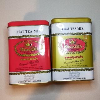 THAI TEA MIX タイ 紅茶 新品未開封(茶)