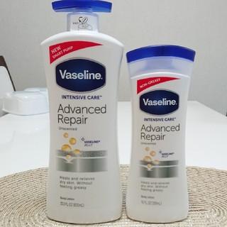 ヴァセリン(Vaseline)のヴァセリンアドバンスドリペア【600ml&295ml】(ボディローション/ミルク)