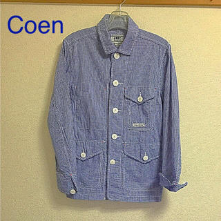 コーエン(coen)の美品です!コーエン MBC ジャケット シャツジャケット サイズ感大きめです(その他)