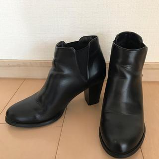 レプシィム(LEPSIM)のLEPSIM サイドゴアブーツ ショートブーツ M(ブーツ)