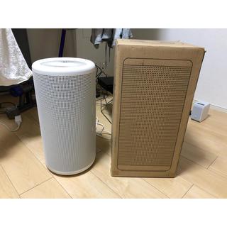 ムジルシリョウヒン(MUJI (無印良品))の空気清浄機 無印良品 × バルミューダ 美品(空気清浄器)