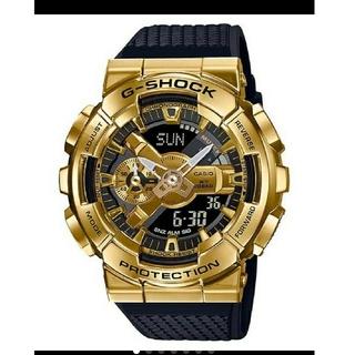 ジーショック(G-SHOCK)のGショック G-SHOCK GM-110G-1A9JF ゴールド(腕時計(デジタル))