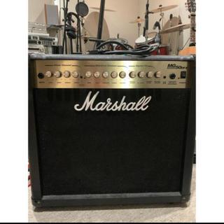 マーシャルアンプ50w(ギターアンプ)