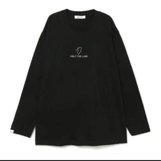 バブルス(Bubbles)のmelt the lady body stone long T-shirt(Tシャツ(長袖/七分))