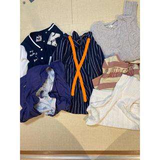 エニィファム(anyFAM)の女児服140まとめ売り(ジャケット/上着)